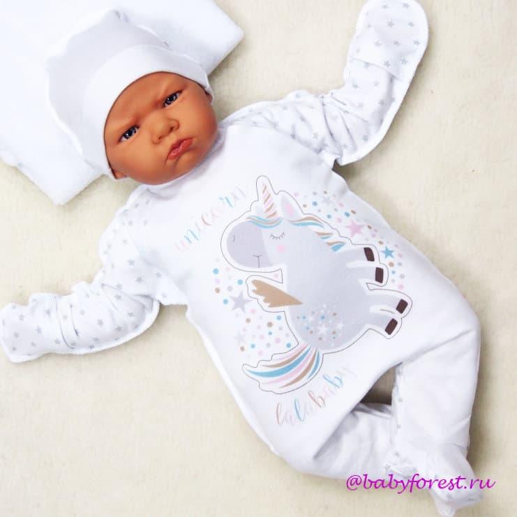 Помогите в выборе размера для новорожденного!
