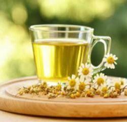 Рецепт ромашкового чая для грудничков